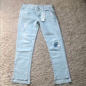 AG The Ex-Boyfriend Slim jeans size 23